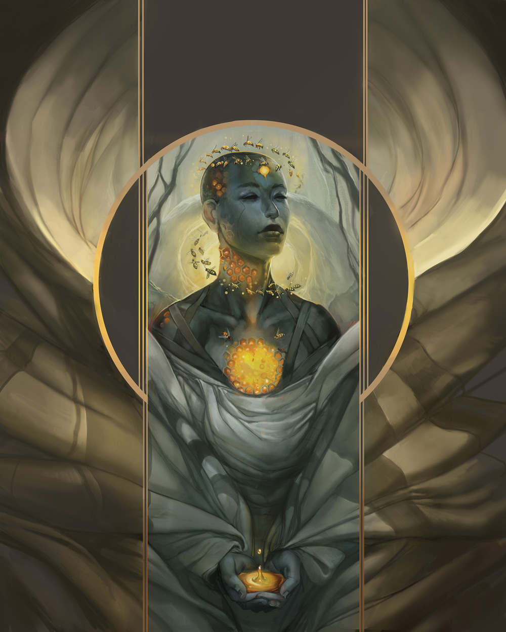 Artist Interview With Julie Dillon Apparition Literary