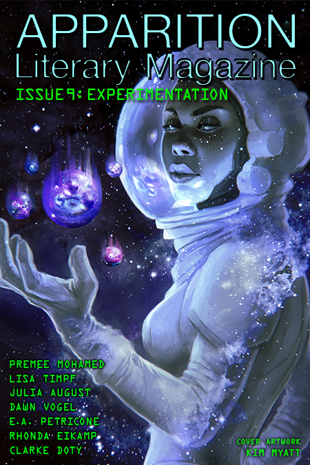 Apparition Lit Issue 9 cover